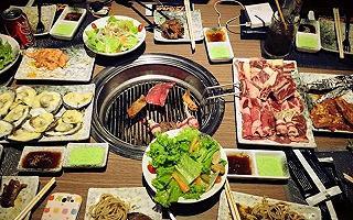 hana bbq & hot pot buffet - pham viet chanh