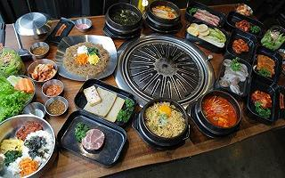 meat & meet korean bbq container - song hanh